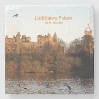 Het Paleis van Linlithgow Stenen Onderzetter