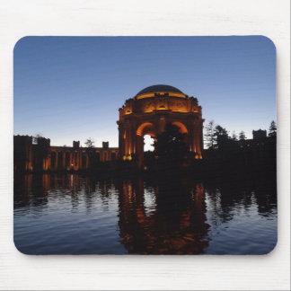 Het Paleis van San Francisco van Beeldende kunsten Muismat