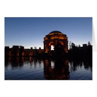 Het Paleis van San Francisco van de Kaart van