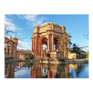 Het paleis van San Fransisco Briefkaart