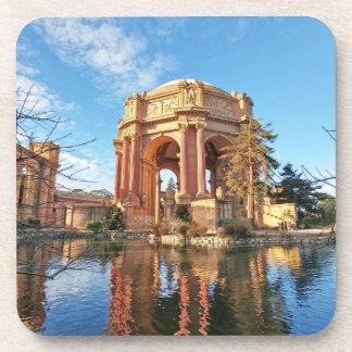 Het paleis van San Fransisco Onderzetter