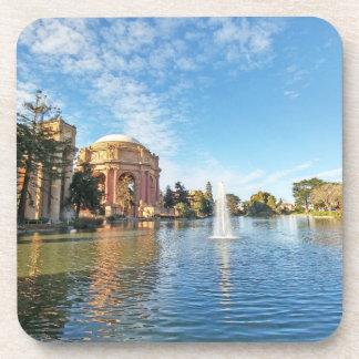 Het Paleis van San Fransisco van Beeldende kunsten Drankjes Onderzetter