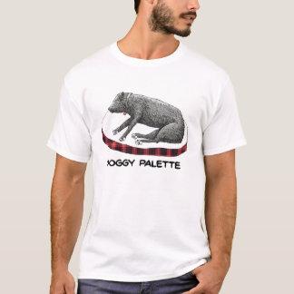 Het Palet van de HOND OTIS T Shirt