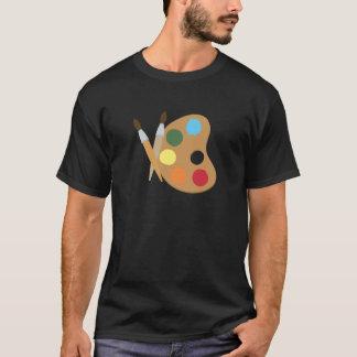 Het Palet van de kunst T Shirt