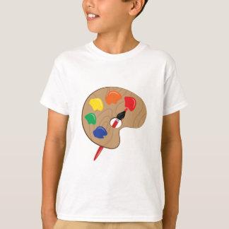 Het Palet van de kunstenaar T Shirt