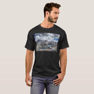 Het Panorama van de Meren van Rae van de Koepel T Shirt