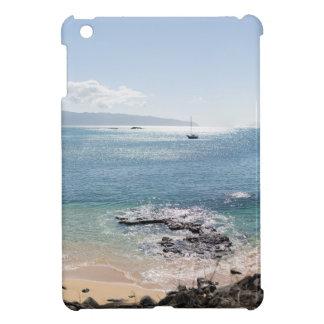 het panorama van de waimeabaai hoesjes voor iPad mini