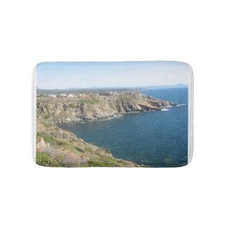 Het panorama van Sardinige Badmat