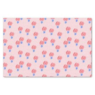 Het Papieren zakdoekje van de Ballons van de lucht Tissuepapier