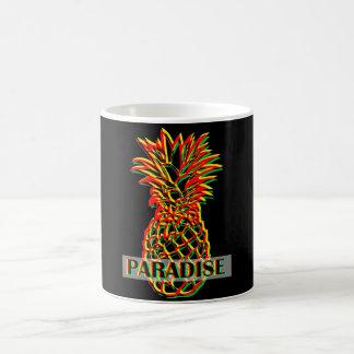 Het Paradijs van de ananas Koffiemok
