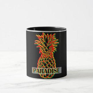Het Paradijs van de ananas Mok