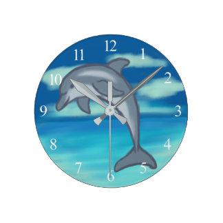 Het Paradijs van de dolfijn Ronde Klok