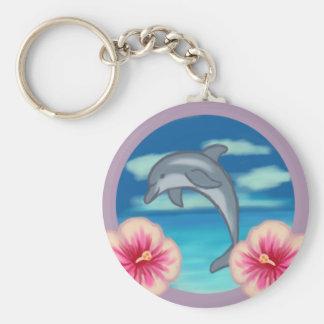 Het Paradijs van de dolfijn Sleutelhanger