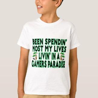 Het Paradijs van Gamers T Shirt