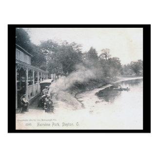Het Park van Fairview, de Wijnoogst van Dayton, Briefkaart