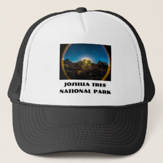 Het Park van Joshua TreeNational van de zonsopgang Trucker Pet