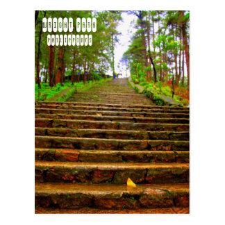 Het Park van Wright van Baguio Briefkaart