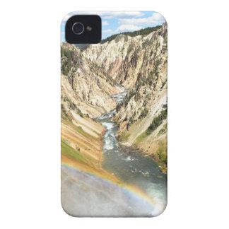 Het Park van Yellowstone vermindert Herfsten iPhone 4 Hoesje
