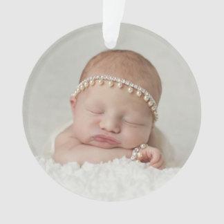 Het pasgeboren Ornament van de Vakantie van de