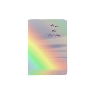 """Het paspoorthouder """"over van de Regenboog"""" Paspoort Houder"""