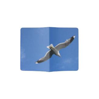 Het paspoorthouder van de zeemeeuw paspoort houder