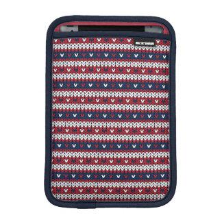 Het patriottische Patroon van de Sweater van