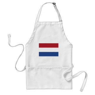 Het Patriottische Patroon van Holland van Standaard Schort