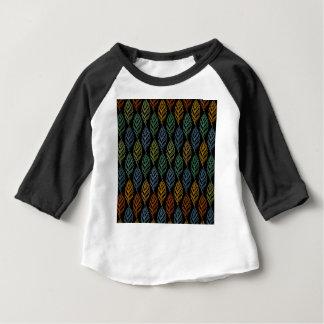 Het patroon B van de herfst Baby T Shirts