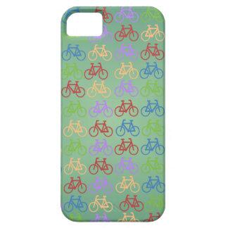 Het Patroon iPhone5 Cas van de fiets Barely There iPhone 5 Hoesje