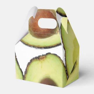 Het Patroon van de avocado Bedankdoosjes