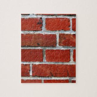 Het Patroon van de baksteen Puzzel