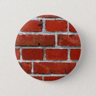 Het Patroon van de baksteen Ronde Button 5,7 Cm