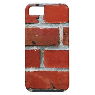 Het Patroon van de baksteen Tough iPhone 5 Hoesje