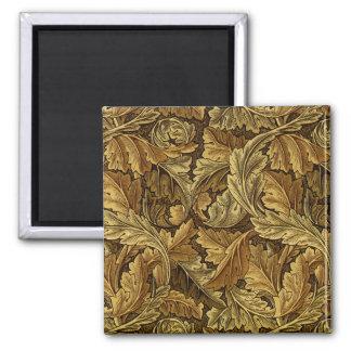 Het patroon van de bladerenWilliam Morris van de Magneet