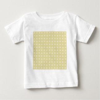 Het Patroon van de Bloem van de citroen Baby T Shirts