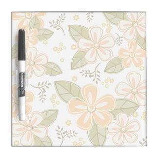 Het Patroon van de bloem Whiteboard