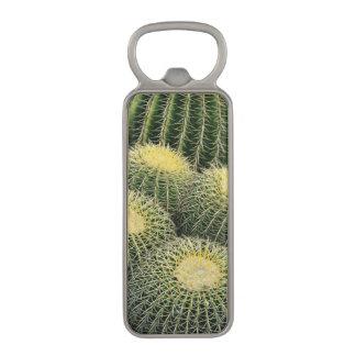 Het Patroon van de cactus Magnetische Flessenopener