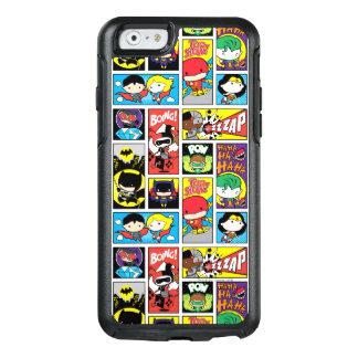 Het Patroon van de Compilatie van de Liga van de OtterBox iPhone 6/6s Hoesje
