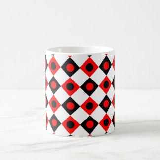 Het Patroon van de diamant #95 Koffiemok