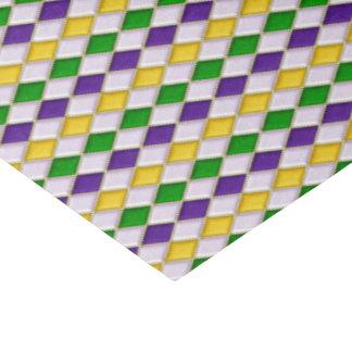 Het Patroon van de Druk van de Harlekijn van de 43,18 X 58,42 Cm Tissue Papier
