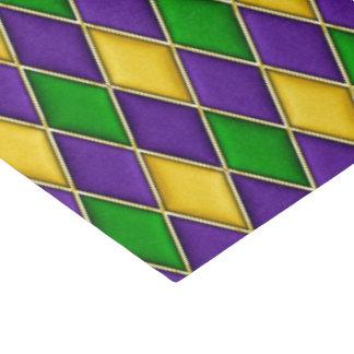 Het Patroon van de Druk van de Harlekijn van de 43,18 X 58,42 Cm Zijdepapier