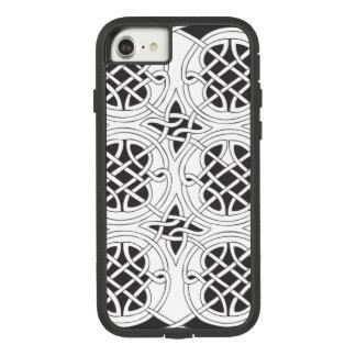 Het Patroon van de gothic Case-Mate Tough Extreme iPhone 8/7 Hoesje