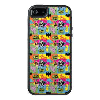 Het Patroon van de Handdruk van de actie OtterBox iPhone 5/5s/SE Hoesje