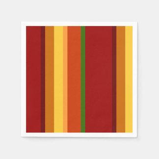 Het Patroon van de herfst NO.2: De Servetten van Papieren Servetten