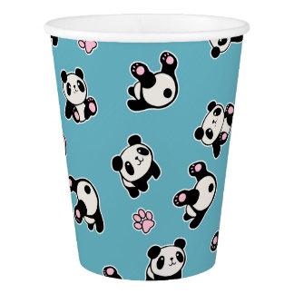 Het patroon van de panda