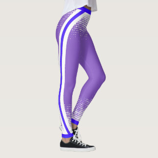 Het Patroon van de punt (uw kleur) Leggings