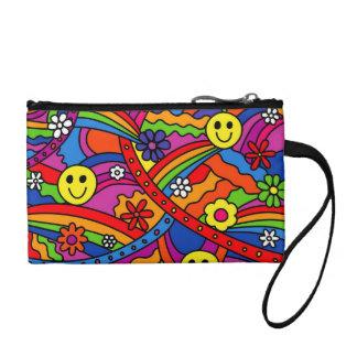 Het Patroon van de Regenboog van de hippie