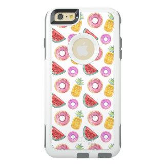 Het Patroon van de Vlotter van de Pool van de OtterBox iPhone 6/6s Plus Hoesje