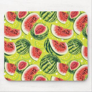 Het Patroon van de watermeloen Muismat