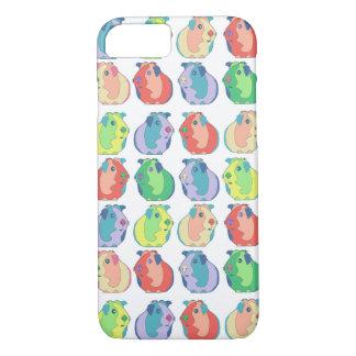 Het Patroon van het Proefkonijn van het Pop-art iPhone 8/7 Hoesje